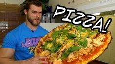 #lowcarb pizza