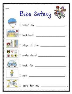 Let's Practice Bike Safety