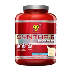 Shop for Bsn Syntha 6 Edge Whey Protein Powder With Glutamine And Amino Acids. Low Sugar Protein Shake By Bsn - Strawberry Milkshake, 20 Servings, Starting from Compare live & historic health personal care prices. Milk Protein, Protein Foods, Protein Shakes, Whey Protein Concentrate, Protein Blend, Whey Protein Isolate, Whey Protein Powder, Hydrolyzed Whey Protein, Bodybuilding