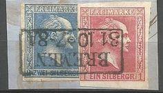 P R E U S S E N - MICHEL nr 26 (4882) oppføring i Tyskland & koloniene,Europa,Frimerker kategorien på eBid Norge