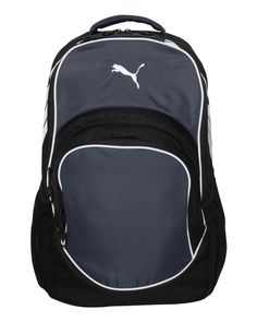 Navy Teamsport Formation Ball Backpack From PUMA - 1004