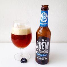 Drunken Sailor von Crew Republic aus München. Tolles IPA!  #CrewRepublic #IPA  (at HopfenLiebe.com)