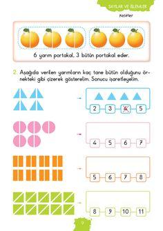 1. Sınıf Konu Anlatım MATEMATİK FASİKÜLLERİ Math Sheets, Help Kids, Mathematics, Kids Learning, Homeschool, Books, Math, Libros, Book