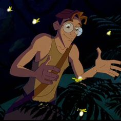 Milo from Atlantis   26 Disney Characters Who Sparked Your Sexual Awakening