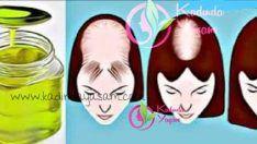 Bunun Kullanılması Saçlarınızda Çok Hızlı Büyümeye Neden Olur ve Kelliği Ortadan kaldırır