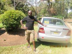 Keneth Museva from Zimbabwe