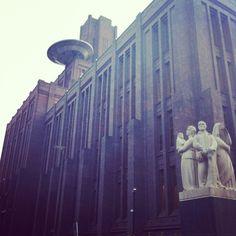 The UFO building, Utrecht