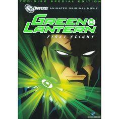 Green Lantern: First Flight [2 Discs]