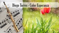 Partitura Diego Torres - Color Esperanza Saxofón Soprano