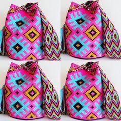 29 отметок «Нравится», 1 комментариев — Wayuuworld (@wayuuworld) в Instagram: « Los colores de @wayuuworld #ss18 #instablogger #wayuubag #itbag #fashionblogger #outfit…»