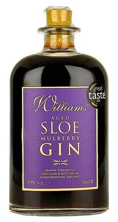 Chase Aged Sloe Mulberry Gin