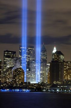 I can't believe it has been 10 years... America will never forget. Remembering all those who have lost their lives due to that senseless act on September 11, 2001. In God we trust... 9/11.
