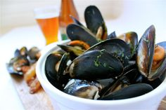 oh, les moules and Frites...