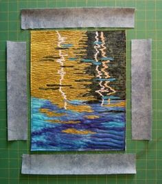 Good tutorial on how to add facings to a quilt, instead of binding. From Terry Aske Art Quilt Studio.