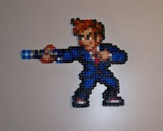 Doctor who - perler beads by AngelLale87 on deviantART