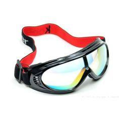 New Motorcycle Ski Eyewear Goggles UV Protection Anti-Fog Windproof Snow Skiing Ski Eyewear Motocross Glasses for 6-12 Year Kids