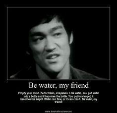 Bruce Lee ...