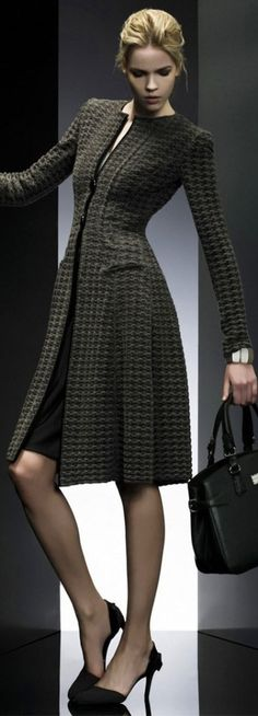 Giorgio Armani Pre-Fall 2009 Fashion Show