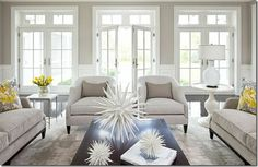 Get in the groove with greige! @krynea at the Hyphen Interiors blog demystifies #decorating w/this sophisticated color
