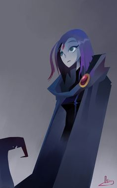 Raven. Not Done By Me.