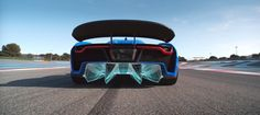 Here's How NextEV's NIO EP9 World's Fastest Electric Car Reaches 196mph Speeds | Inverse