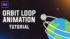 Hey guys in this tutorial we will how to create simple yet very cool orbit animation in after effects by using a really awesome technique so i hope this vide...