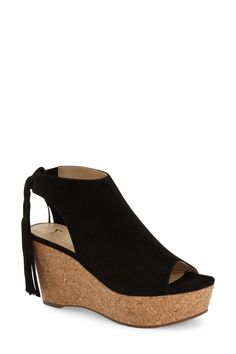 Sueann Platform Wedge Sandal (Women)