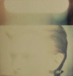 david bowie polaroid