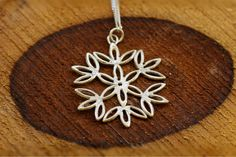 Silver Kabbalah Necklace, Tree of Life Necklace, Sacred Geometry Jewelry, Occult Necklace,1 of kind , Silver Kabbalah, Silver Mandala by TzufitMoshel on Etsy