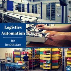 Logistics Automation Healthcare