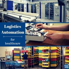 Logistics Automation Healthcare