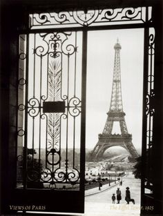I would love to go to Paris, France one day.  Just to be in enriched in the culture, and art.