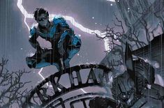 Future State Nightwing #1 Review – But Why Tho? A Geek Community