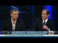 CNN: Eliot Spitzer: Prosecute Goldman Sachs or quit
