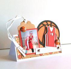 Bordkort i personlig stil 10 i pakken Nba, Origami, Graduation, Card Making, Basketball, Paper Crafts, Scrapbook, Frame, Cards