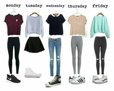 casual outfits for school / casual outfits ; casual outfits for winter ; casual outfits for work ; casual outfits for women ; casual outfits for school ; casual outfits for winter comfy Outfits Niños, Teenage Outfits, Legging Outfits, Teen Fashion Outfits, College Outfits, Kids Fashion, Casual Outfits, Grunge Outfits, Summer Outfits