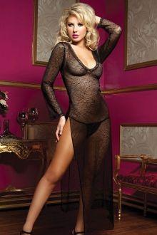 Secret Affair Floral Lace Gown  $39.95  #lingerie #valentines