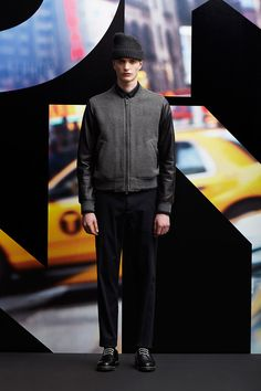 Robert Laby // DKNY Fall/Winter 2013 (New York)
