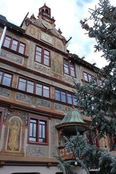 Old Town Tübingen Wendy Tübingen - a town of all seasons