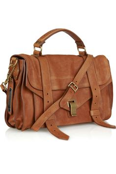 One day *dreaming*                                Proenza Schouler PS1 Medium leather satchel