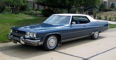 A deuce and a Quarter..................1973 Buick Electra 225 Custom Hardtop Coupe