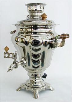 Brass Russian Samovar