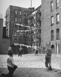 The Passion of Former Days: The Games of New York