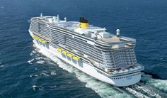2 New Advanced Costa Cruise Ships on Order – Cutting Edge Technology on the Horizon