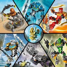 Bionicle is BACK 2015