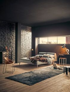 Amazing 14 Stylish Bedroom Ideas for the Modern Man