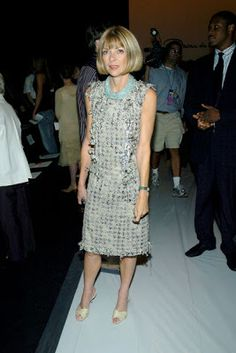 The House of Fabulous: Fashion Icon: Anna Wintour