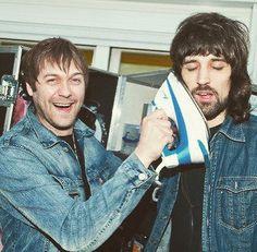 Tom and Sergio