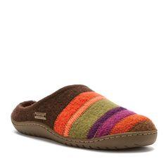 3c00ff22f94c Haflinger Women s .Jesse Slippers – Model Shoe Renew Wool Felt