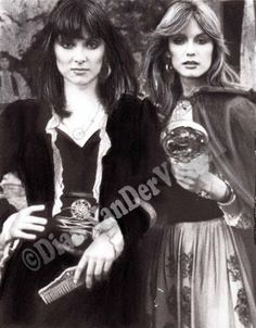 Awesome draw of Ann And Nancy Wilson of Heart